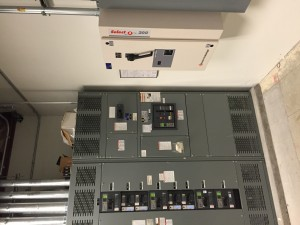 electrical system at Mathworks Natick MA
